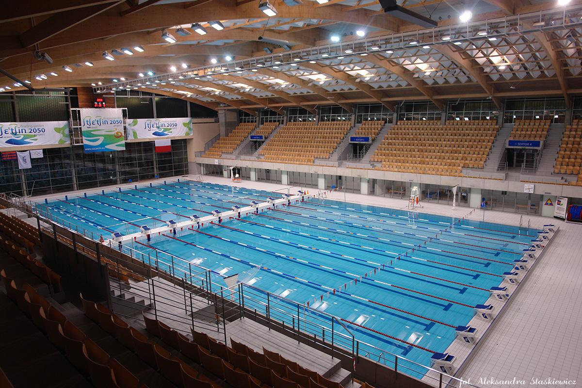 Floating arena 50m mosrir szczecin for Wohnlandschaft 2 50 m
